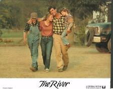 Mel Gibson Sissy Spacek in The River 1984 original movie photo 23346