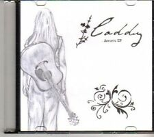 (DH433) Caddy, Acoustic EP - 2011 DJ CD