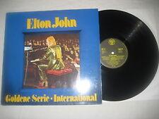 Elton John - Goldene Serie international    Vinyl LP