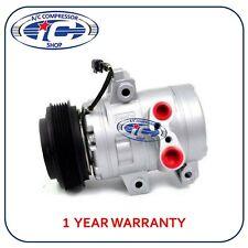A/C Compressor Fits Ford Focus 08-11 Transit Connect 10-13 OEM DKS17D 97488