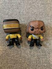 Funko Pop! TV Star Trek The Next Generation  Geordi La Forge Klingon