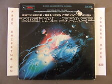 MORTON GOULD DIGITAL SPACE DIGITAL RECORDINGS LP STAR WARS THE BIG COUNTRY