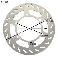 245mm Front Brake Rotor Disc For Yamaha TTR250 99-07 TT 250R 99-04 YP 250 95-07