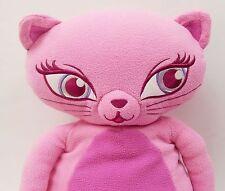 "Huge Pink Cat 34"" Plush Stuffed Animal Kids Toy"