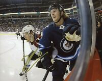 """~~ KYLE CONNOR Authentic Hand-Signed """"Winnipeg Jets"""" 8x10 Photo ~~"""