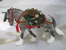 Breyer Horse #700107 Wintersong Othello Draft Christmas Holiday 2007 Clydesdale