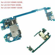 Placa madre principal Kit de reemplazo para LG G3 VS985/G4 F500/G5 VS987 32GB Desbloqueado