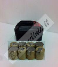 Batteria per trapano WURTH master 9,6V Ni-Cd 1300 mAh. kit AUTO INSTALLAZIONE
