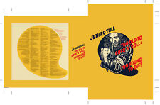 JETHRO TULL TOO OLD TO ROCK N' ROLL TOO EMPTY BOX FOR JAPAN MINI LP CD   G02