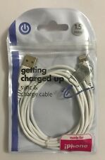 Iphone 5,6,7  Sync And Charger Cable 1.5 metre