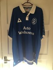 RARE Birmingham City ENGLAND 1998/1999 HOME FOOTBALL SHIRT LE COQ SPORT XL 46/48