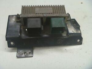 Ford Super Duty 6.4 Powerstroke Diesel Glow Plug Control Module w/ Mount Bracket