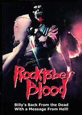 Rocktober Blood [New DVD]