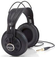 Samson SR850 Professional Studio Reference Headphones * BRAND NEW *