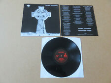 BLACK SABBATH Headless Cross I.R.S. ORIGINAL 1989 UK 1ST PRESSING EIRSA1002