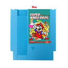 Super Nintendo Nes 45 IN 1Game Cartridge 72P NTSC&PAL Super Mario Games