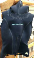 Henderson Aqualock Hooded Vest 7mm Womens Size 12 BRAND NEW with tags