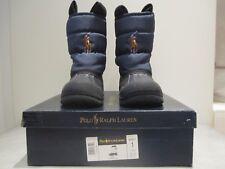 Stivali bambino numero 31.5 da pioggia e neve Polo Ralph Lauren.