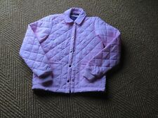 "Start Smart Clothing Pink Quilted Husky Style Coat Size 32"" Only Worn Once"