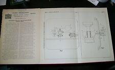 EMERGENCY STOPPING GEAR I.C. ENGINES. CROSSLEY-PREMIER, SANDIACRE. 1937