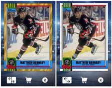 MATTHEW BARNABY-GOLD+WHITE BASE THROWBACK ALUMNI SERIES-TOPPS SKATE 20 DIGITAL