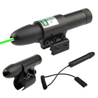 Tactical Military Green Dot Laser Sight Aluminum Laser Scope for Rifle Pistol