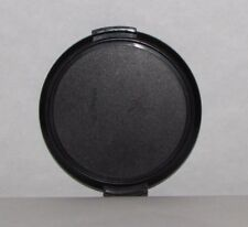 Used 55mm Lens Front Cap snap on type plastic black B20029