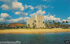 1971 Royal Lahina Hotel, Kaanapali Beach,  Maui  Hawaii