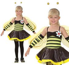 Childrens Bumble Bee Fancy Dress Costume Wasp Insect Outfit Childs Kids L