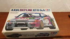 TAMIYA MODELS - NISSAN SKYLINE GT-R GRA  - 1/24 SCALE MODEL CAR  - 24109
