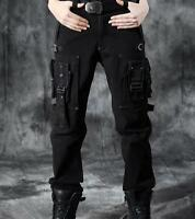 New Outdoor  Mens Cargo Military  Camo Combat Pants Casual Pocket Long Trousers
