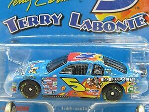ACTION VHTF NASCAR SERIES TERRY LABONTE RICE KRISPIES 1999 MONTE CARLO