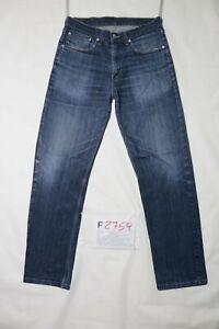 Levi's 751 stretch D'Occassion (Cod.F2759) W32 L34 Raccourci L32 en Jeans Droit