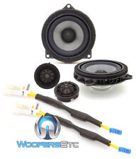 """ROCKFORD FOSGATE POWER T3-BMW1 4"""" COMPONENT SPEAKERS SELECT BMW 2010 - UP MODELS"""