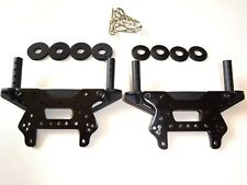 NITRO 1/8 RC TRUGGY HPI TROPHY 4.6 SHOCK AND BODY TOWERS NEW