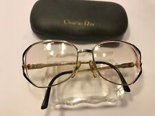 Christian Dior 2686 49 Gold  56 16 135 Glasses Frames Austria WITH CASE