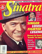 More details for sinatra: special memorial tribute magazine, 1996. vgc. free uk postage.