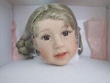"Gotz Vinyl Doll & Steiff Bear - Ballroom Dream with Swarovski Tiara ~ 23"" Doll"
