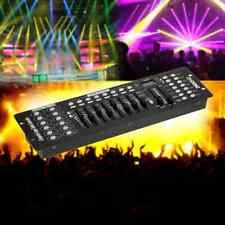 U`King 192 Kanäle DMX512 Controller Konsole Bühnenlicht Party DJ Equipment