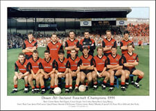 Down All-Ireland Senior Football Champions 1991: GAA Print