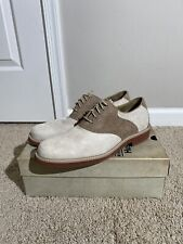 NEW in the box Hush Puppies Men's Suede Oxford Dress Shoes in Size 10