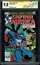 CAPTAIN AMERICA #280 CGC 9.8 OWW SS STAN LEE HIGHEST GRADED 1 OF 2 #1203277021