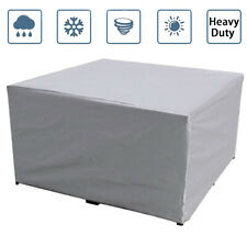 Patio Rectangular Table Cover Outdoor Garden Furniture Dust Rain Uv Protection
