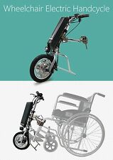 Electric Wheelchair Motor, Wheelcycle, Motorized Removable Power Wheel, Scooter