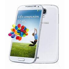 5'' Samsung Galaxy S4 GT-I9500 - 16GB 13MP - White Frost (Unlocked) Mobile Phone
