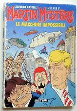 CASTELLI HENRY MARTIN MYSTERE LE MACCHINE IMPOSSIBILI MISTERI ALLEGATO 1995