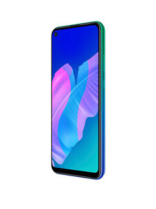 "New Huawei P40 Lite E Aurora Blue 64GB 6.4"" 4GB HMS Android 10 Sim Free UK"