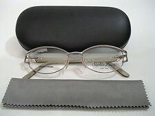 5f461d97b1 Sophia Loren M179 200 Beige Eyeglasses Rx-Able Frame
