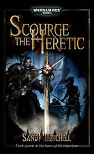 Scourge the Heretic by Sandy Mitchell -NEW-(Paperback, 2008)