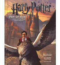 Harry Potter: A Pop-Up Book: Based on the Film Phenomenon by Insight Editions...